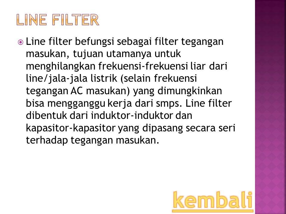 Line Filter