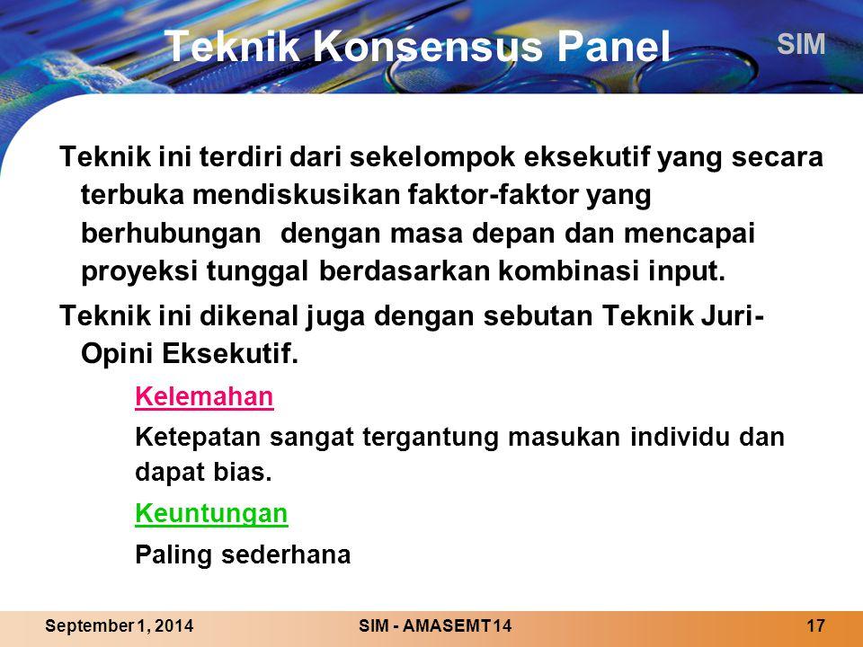 Teknik Konsensus Panel
