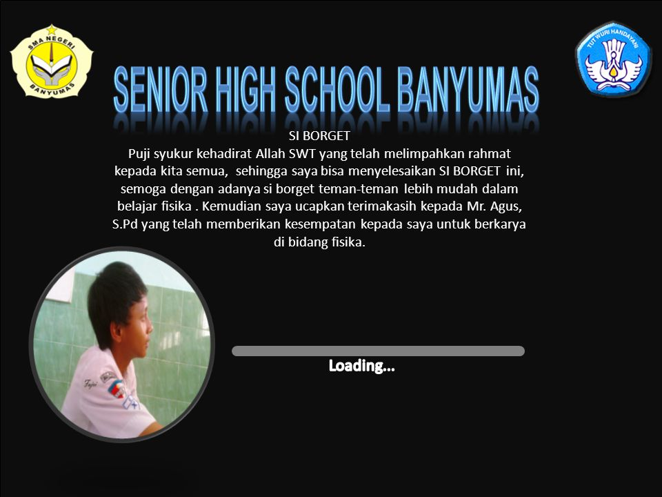 SENIOR HIGH SCHOOL BANYUMAS