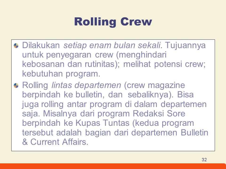 Rolling Crew
