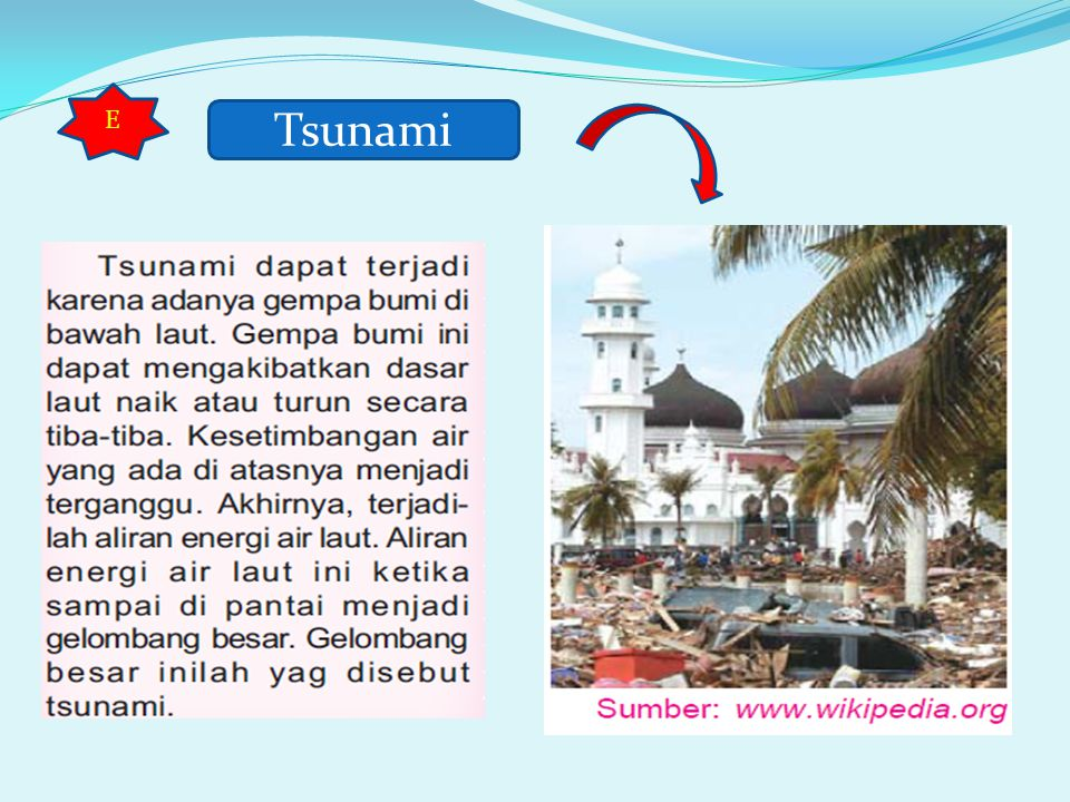 E Tsunami