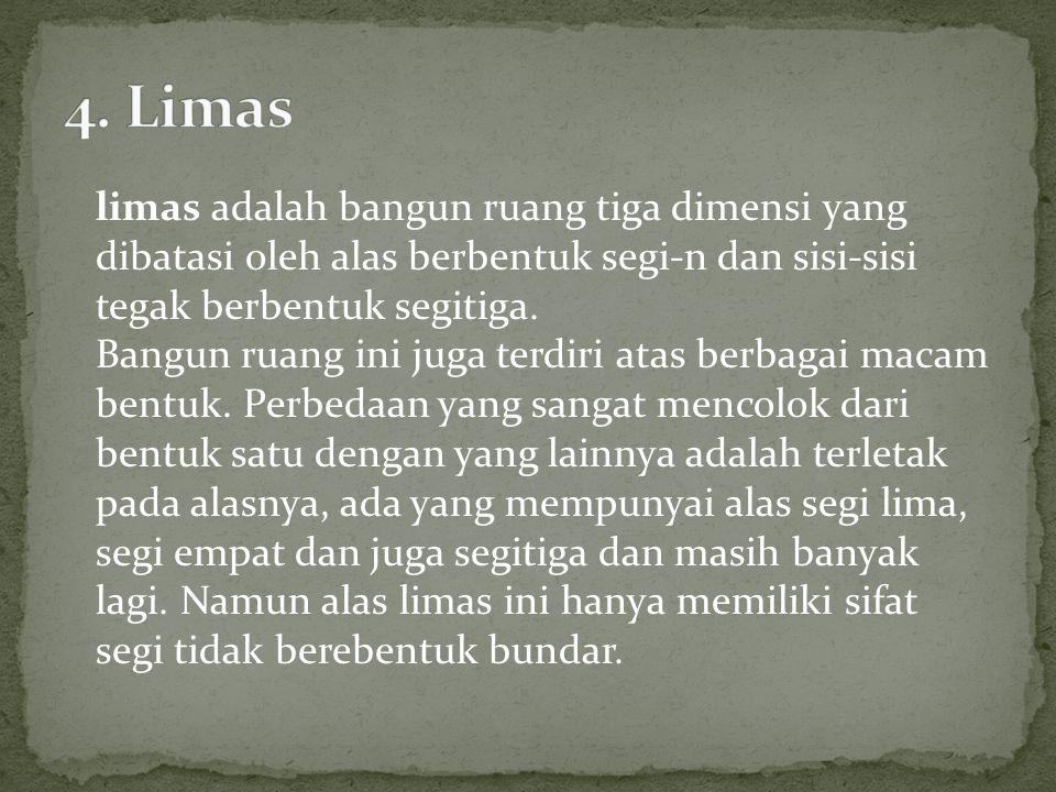 4. Limas