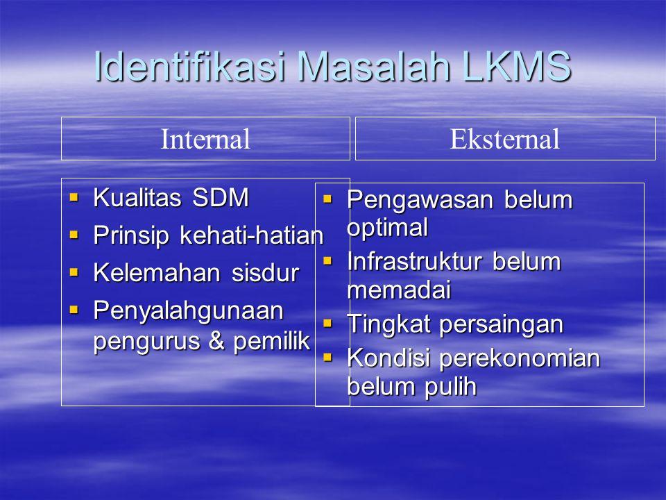 Identifikasi Masalah LKMS