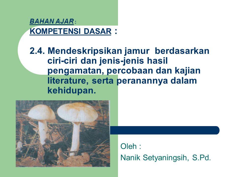 Oleh : Nanik Setyaningsih, S.Pd.