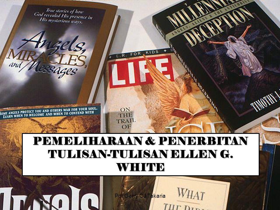 TULISAN‑TULISAN ELLEN G. WHITE