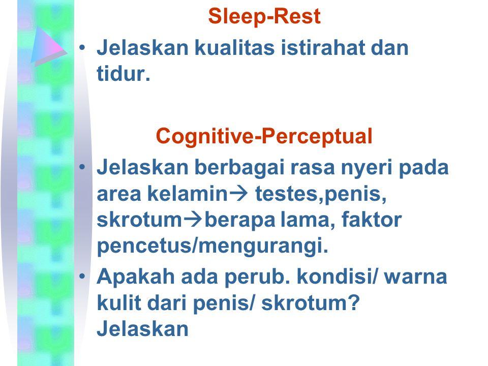 Cognitive-Perceptual