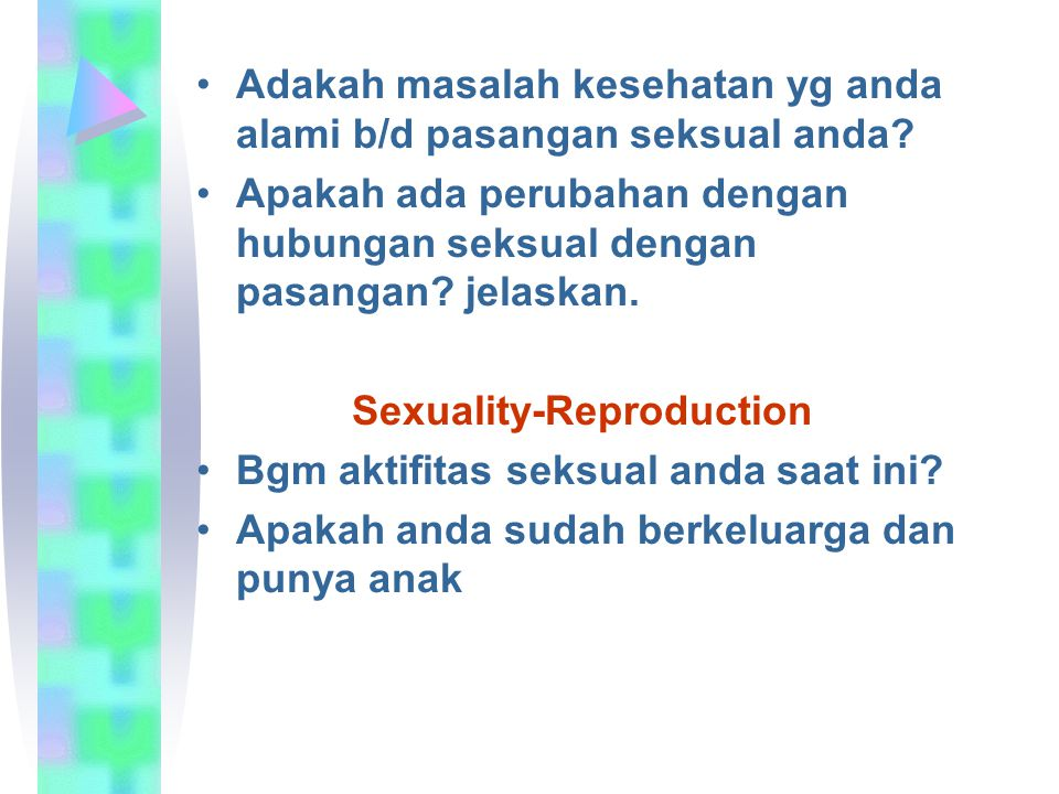 Sexuality-Reproduction