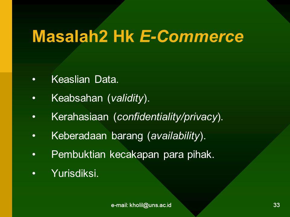 e-mail: kholil@uns.ac.id