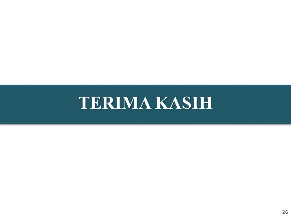 TERIMA KASIH 26