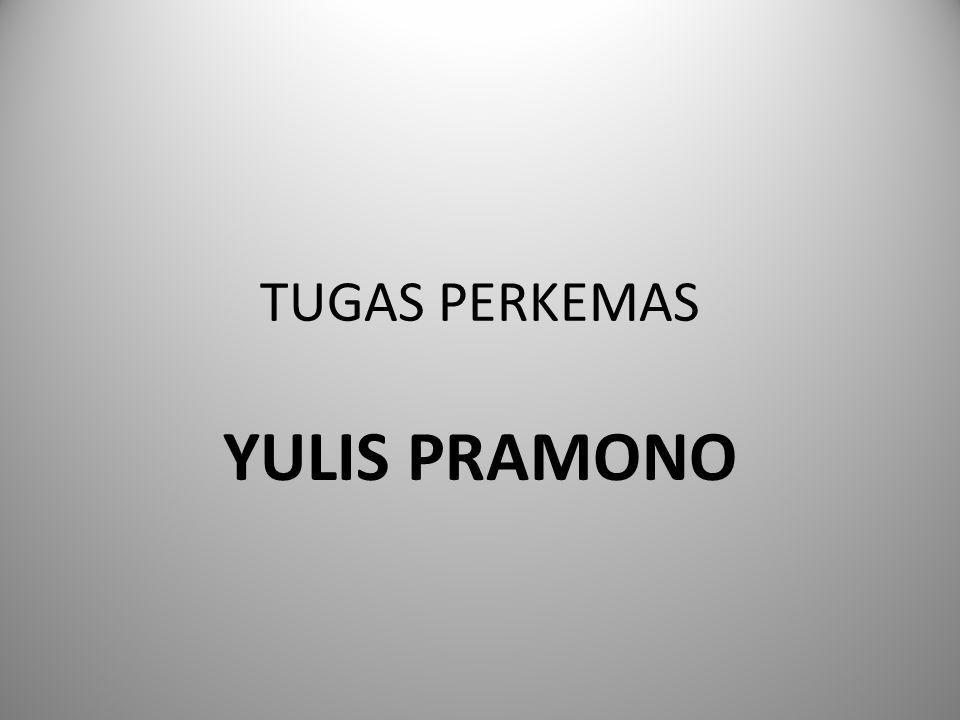 TUGAS PERKEMAS YULIS PRAMONO