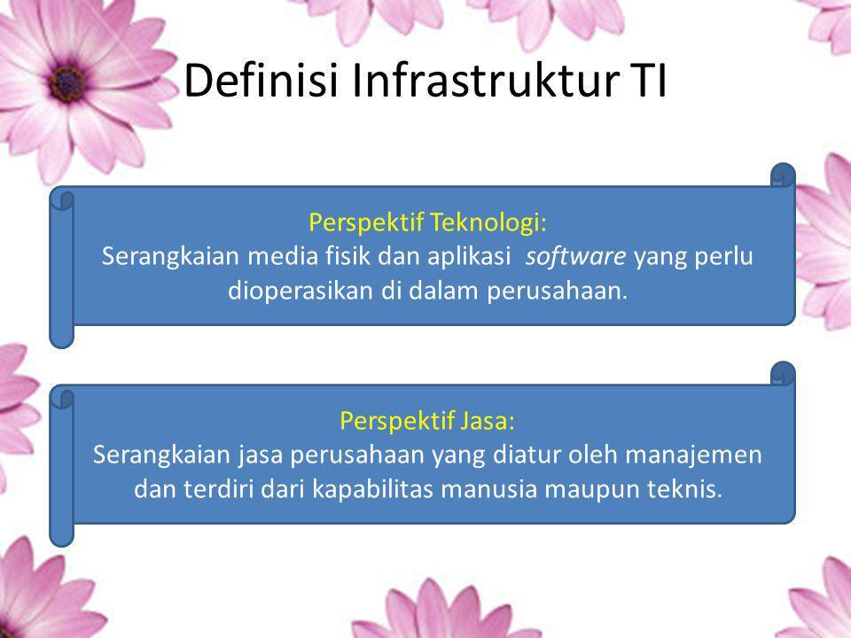 Definisi Infrastruktur TI