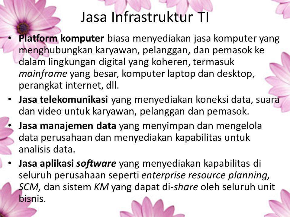 Jasa Infrastruktur TI