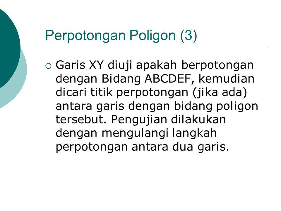 Perpotongan Poligon (3)