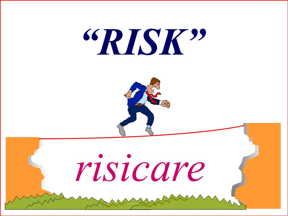 RISK risicare