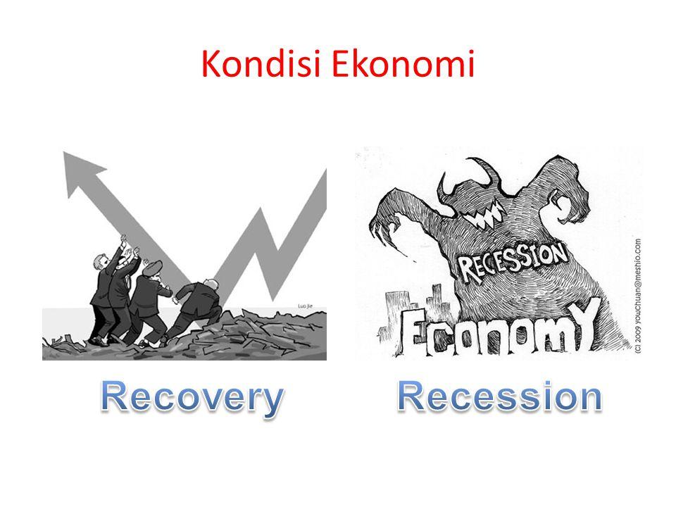 Kondisi Ekonomi Recovery Recession