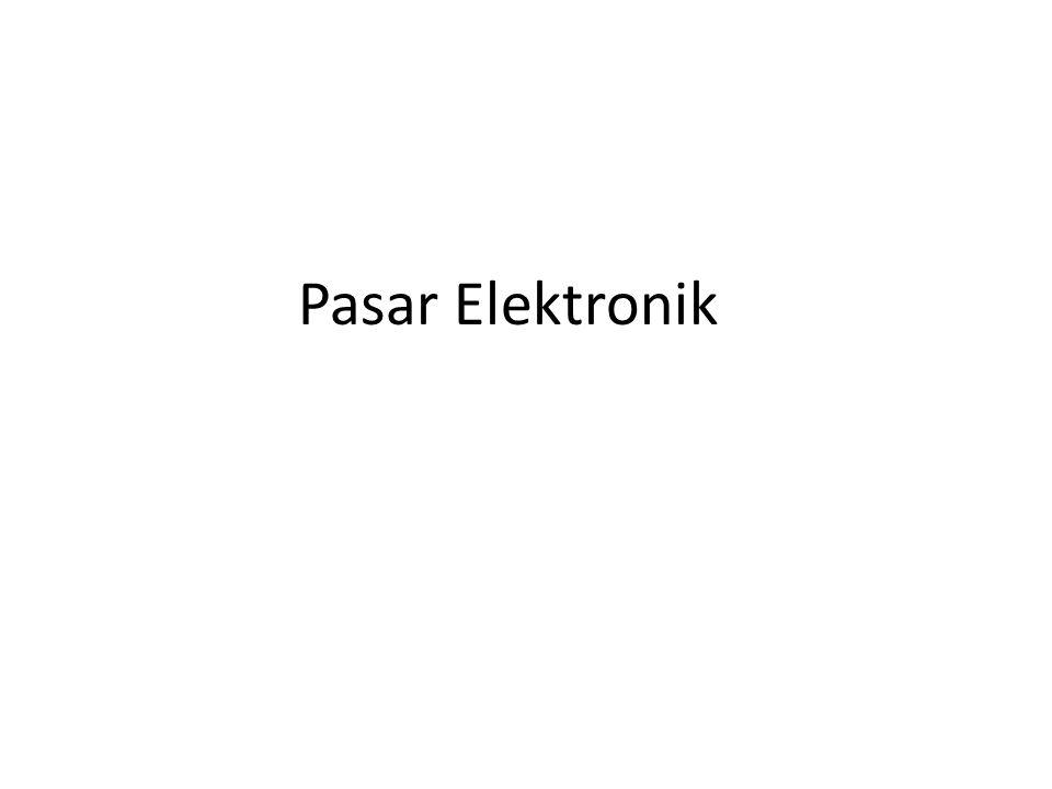Pasar Elektronik