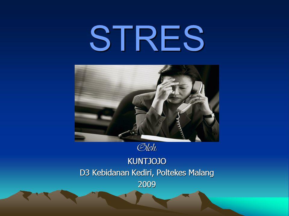 Oleh: KUNTJOJO D3 Kebidanan Kediri, Poltekes Malang 2009