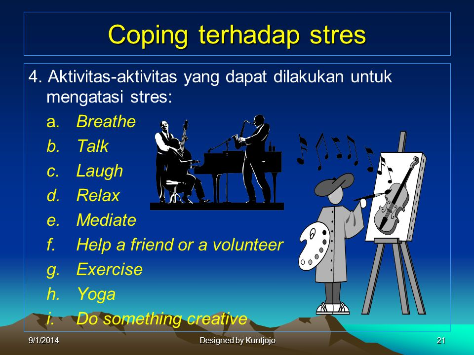 Coping terhadap stres