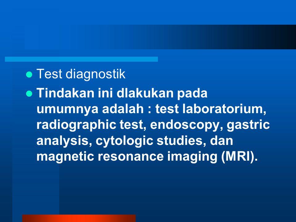 Test diagnostik