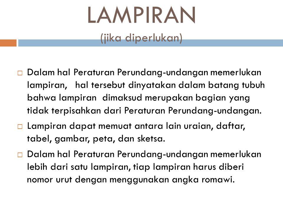 LAMPIRAN (jika diperlukan)