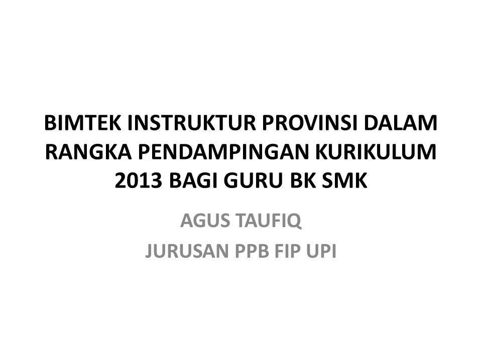 AGUS TAUFIQ JURUSAN PPB FIP UPI