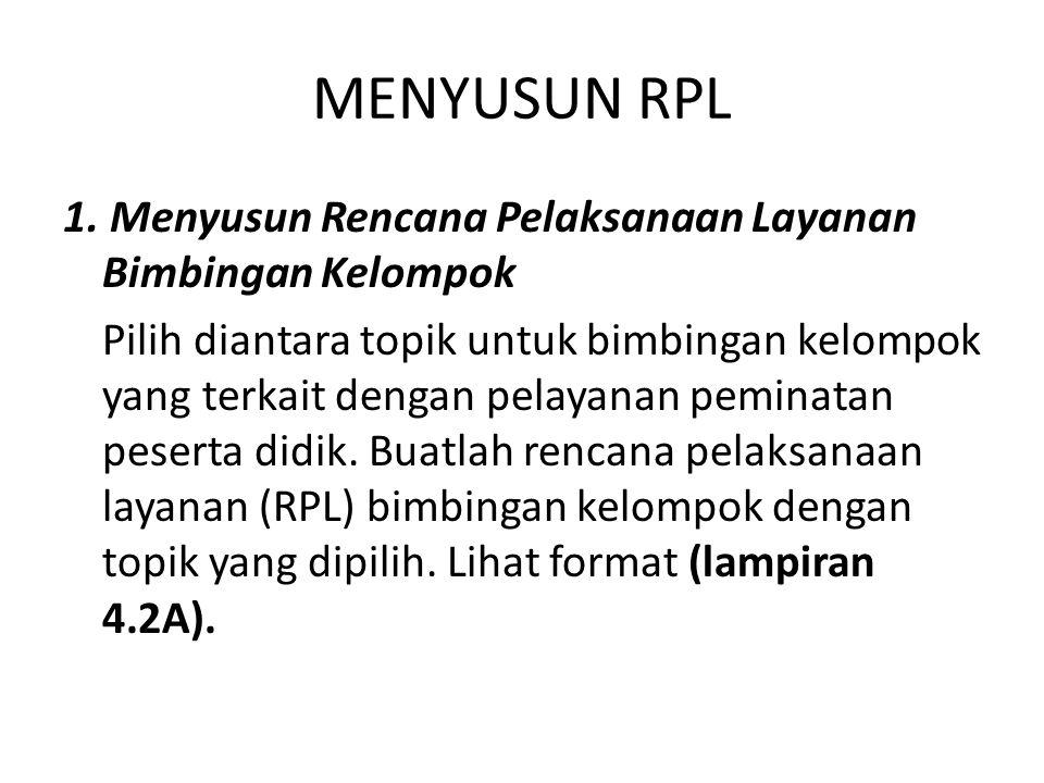 MENYUSUN RPL