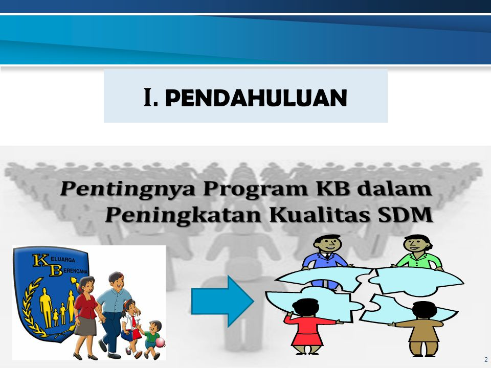 Pentingnya Program KB dalam Peningkatan Kualitas SDM