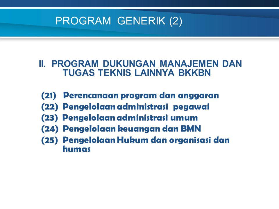 PROGRAM GENERIK (2)