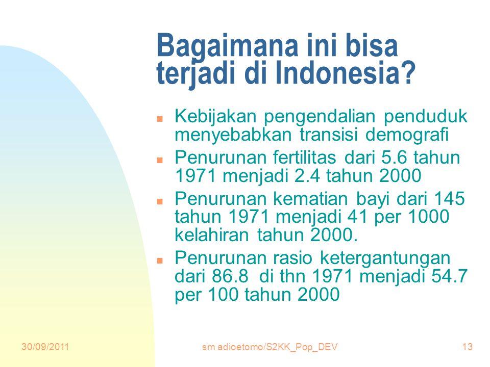 Bagaimana ini bisa terjadi di Indonesia