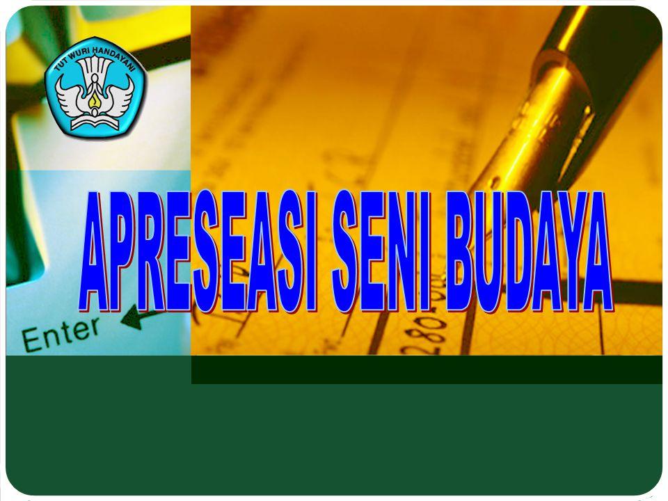 APRESEASI SENI BUDAYA