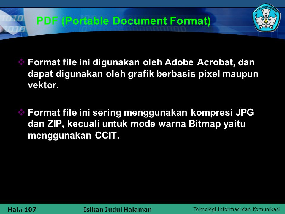 PDF (Portable Document Format)