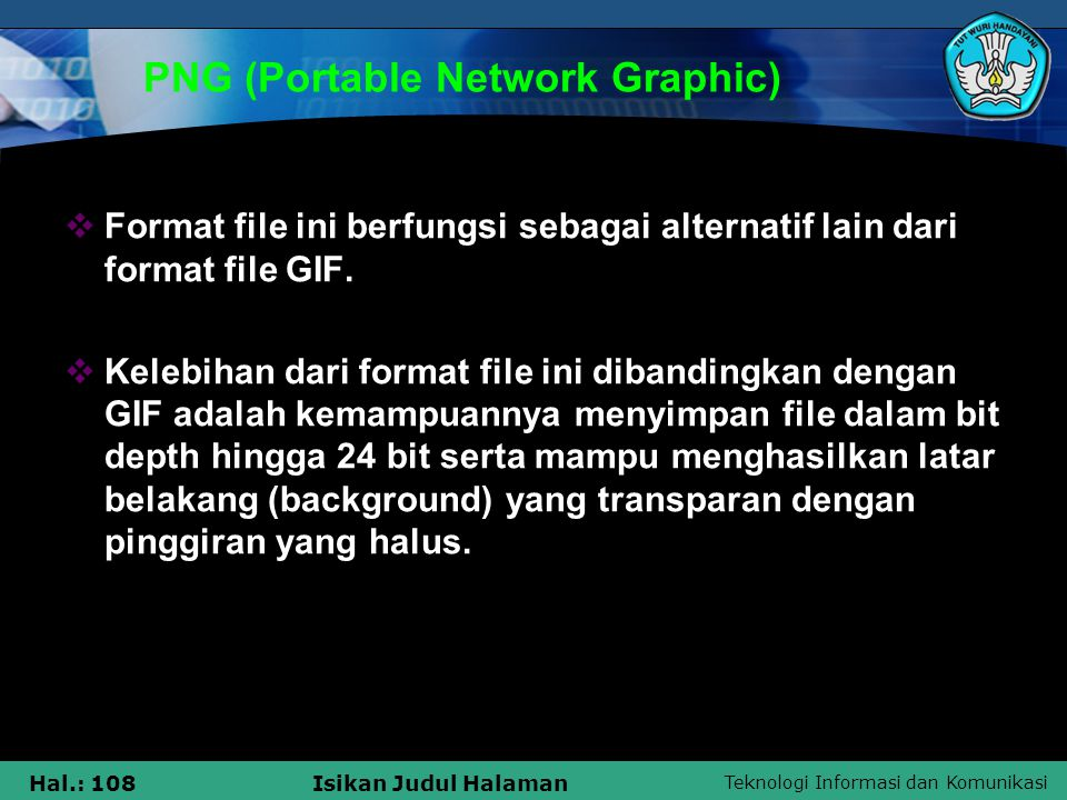 PNG (Portable Network Graphic)