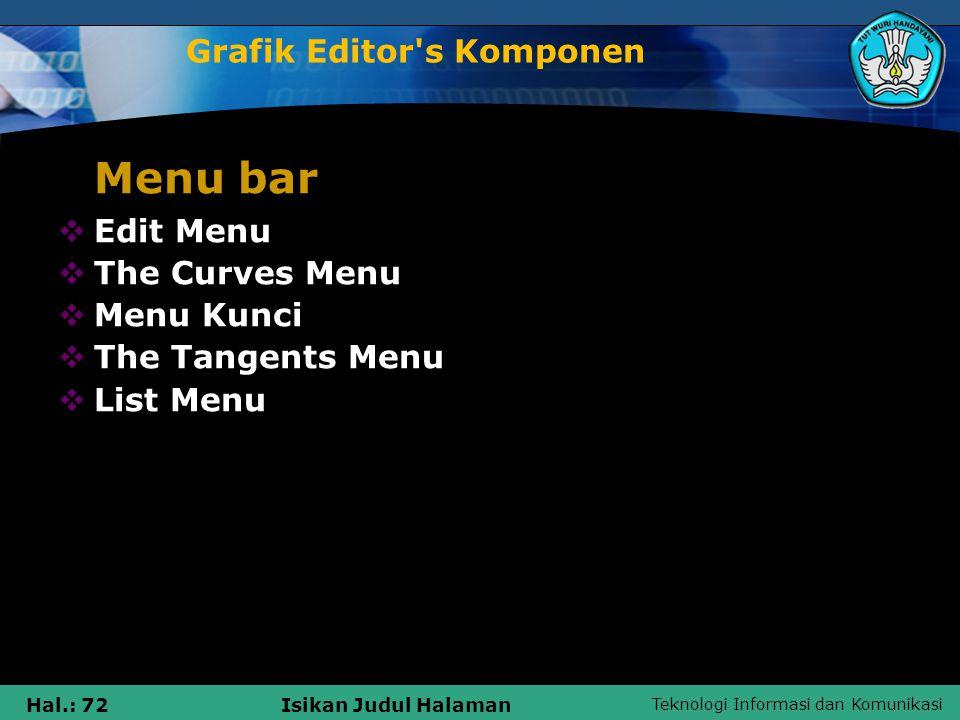 Grafik Editor s Komponen