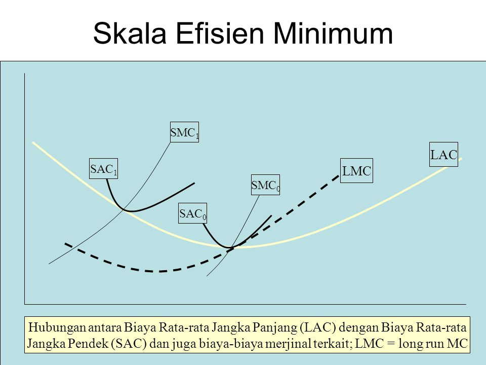 Skala Efisien Minimum LAC LMC
