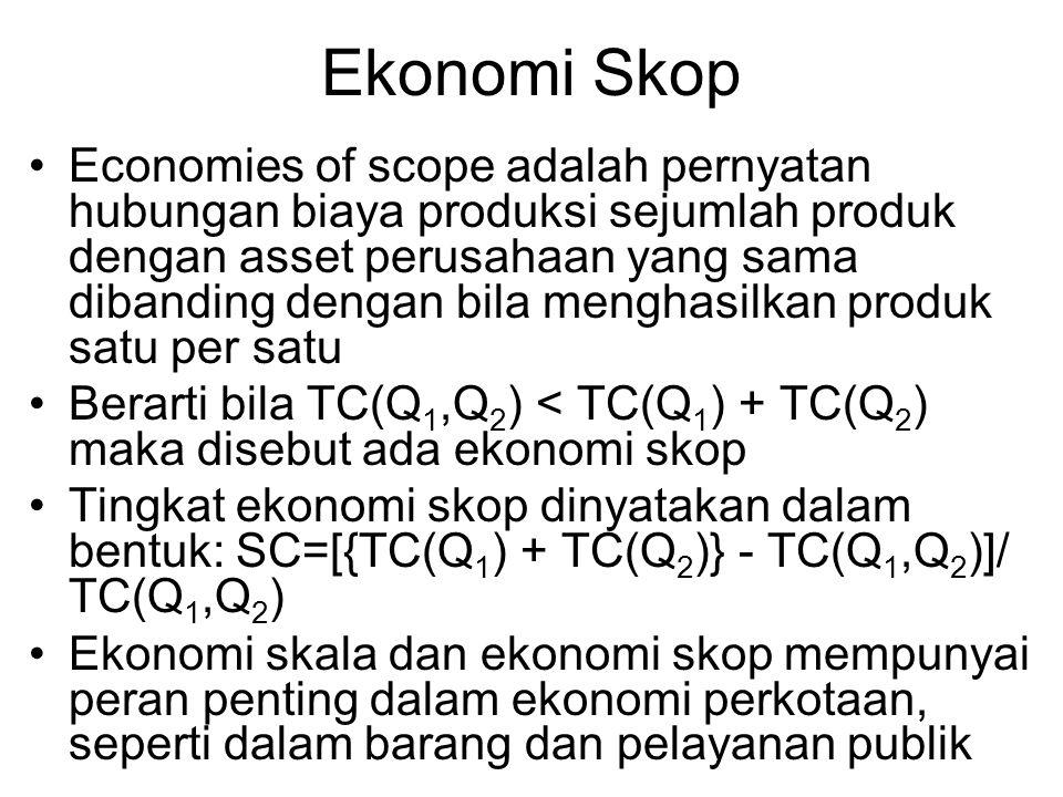 Ekonomi Skop