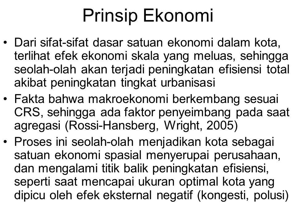 Prinsip Ekonomi