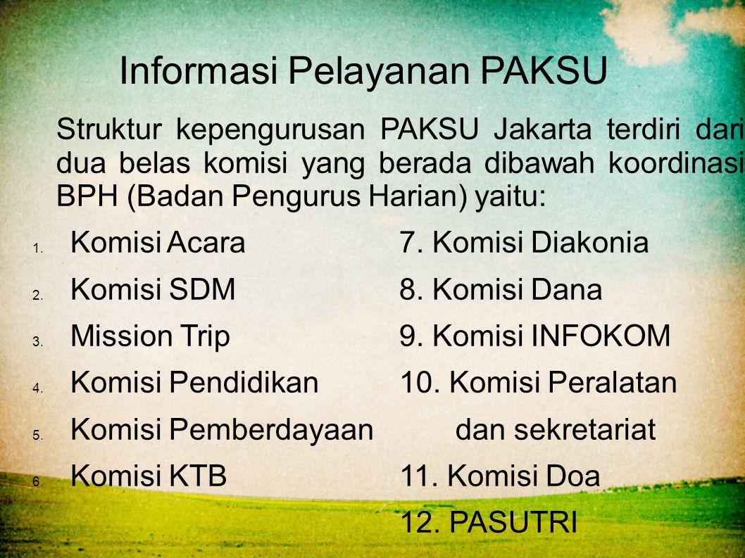 Informasi Pelayanan PAKSU