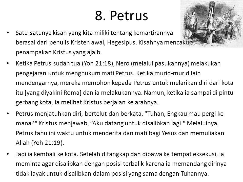 8. Petrus