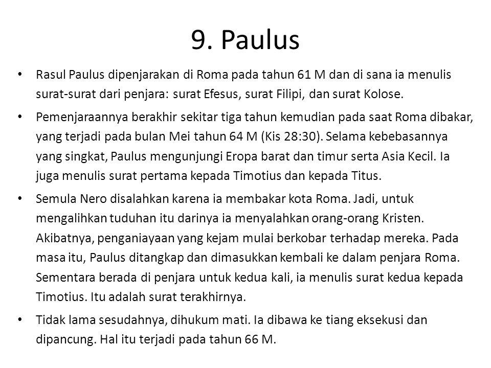 9. Paulus