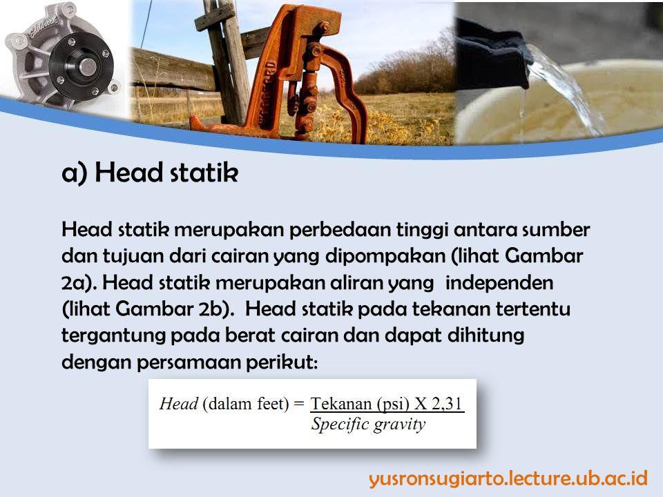 Head statik