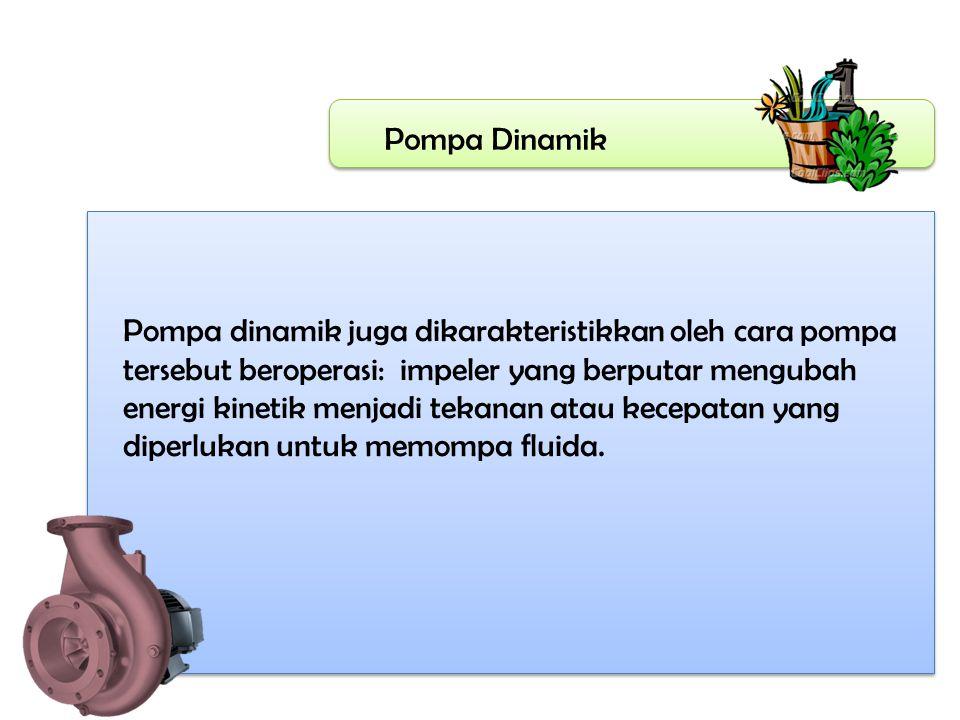 Pompa Dinamik