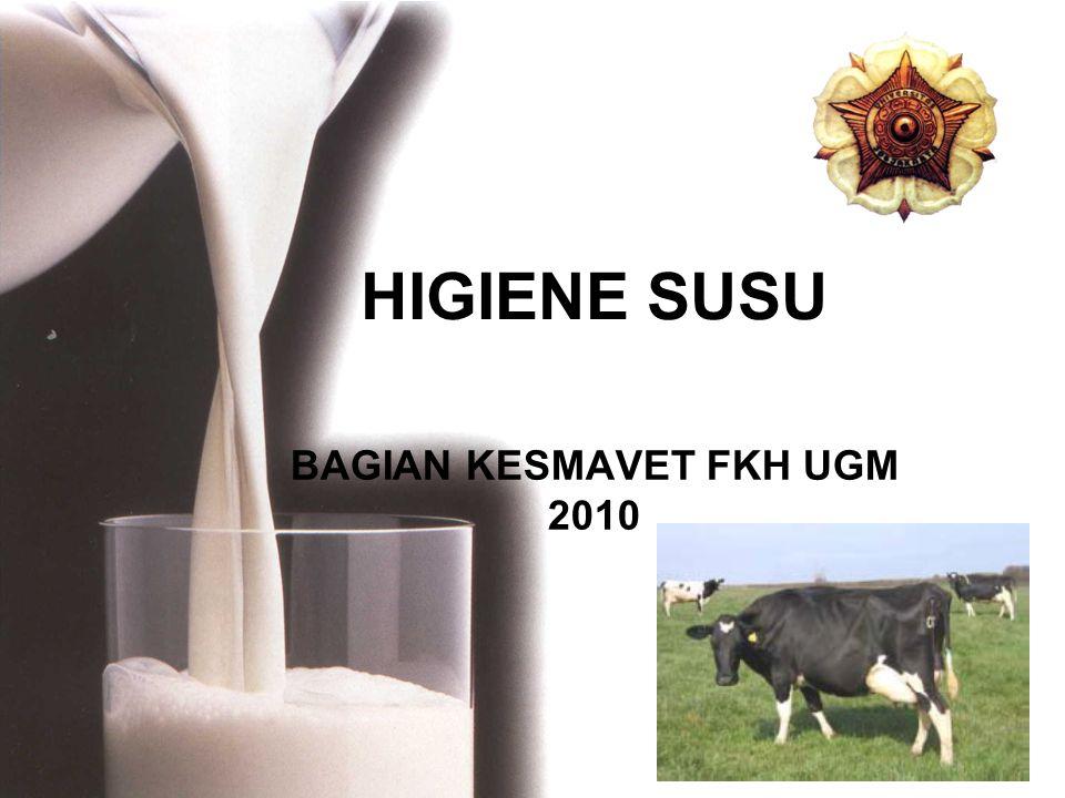 BAGIAN KESMAVET FKH UGM 2010