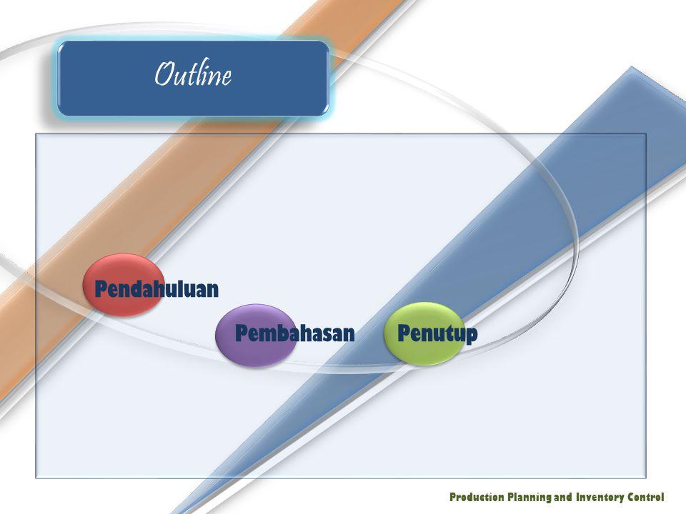 Outline Pendahuluan Pembahasan Penutup