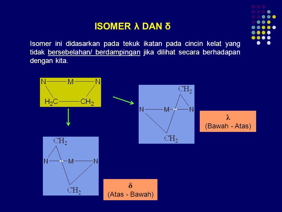 ISOMER λ DAN δ