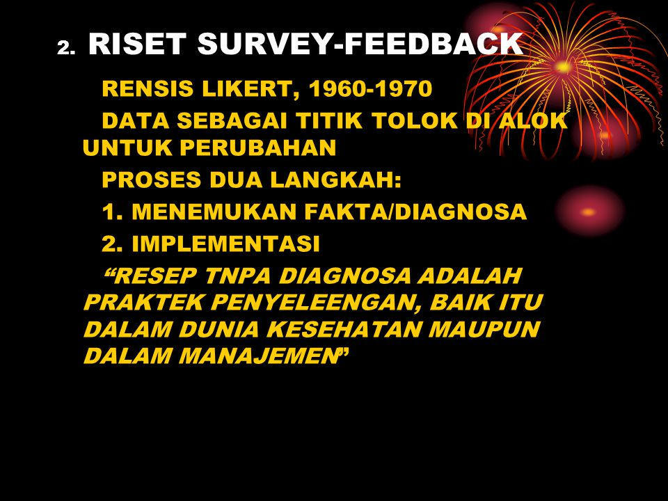 2. RISET SURVEY-FEEDBACK