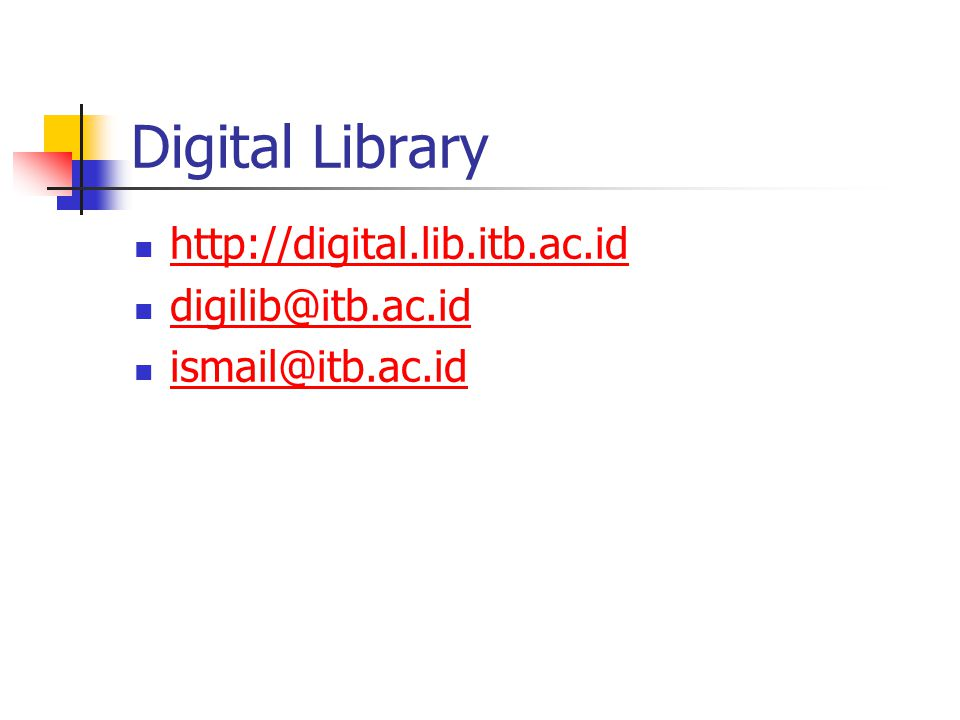 Digital Library http://digital.lib.itb.ac.id digilib@itb.ac.id