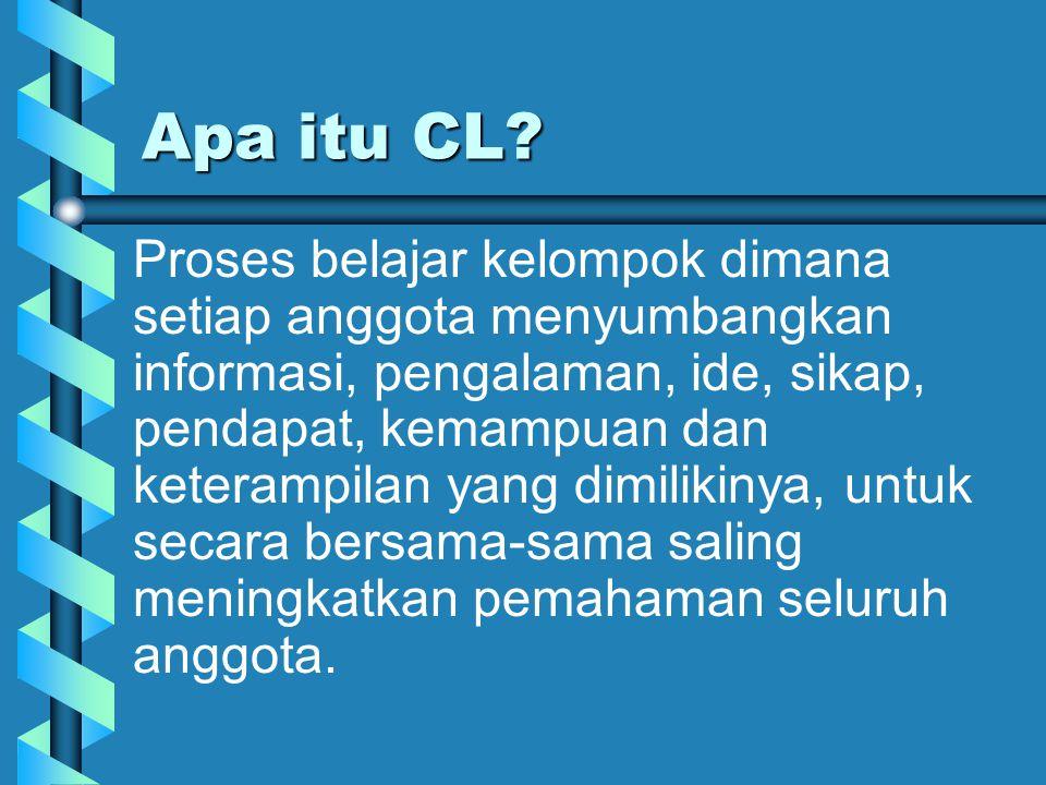 Apa itu CL