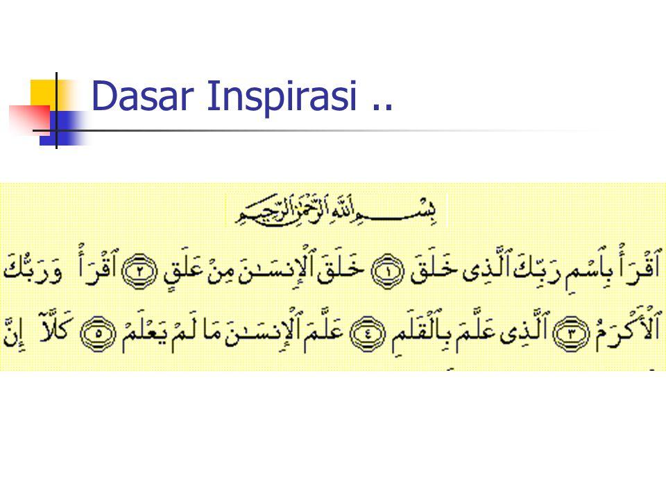 Dasar Inspirasi ..