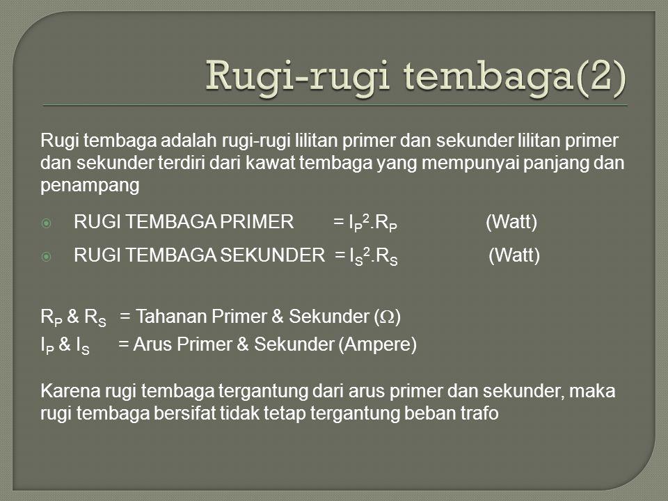 Rugi-rugi tembaga(2)