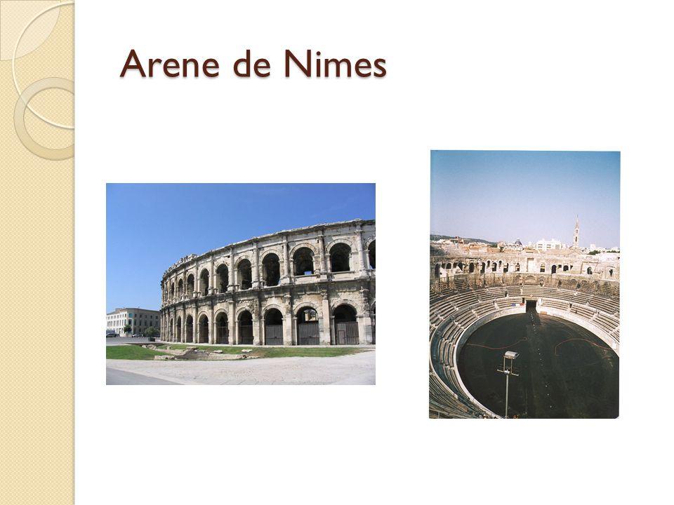 Arene de Nimes